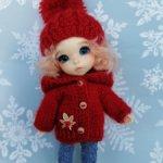 Продам тёплые комплекты для Пукифи и кукол сходного формата.