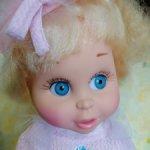 Застенчивая Синтия  Galoob baby face.
