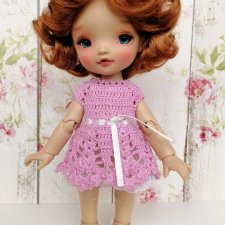 Малышка Тори (Куклы, которые живут у меня дома)