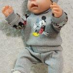 Комплект из трех предметов для Беби Бон и кукол 38-43 см