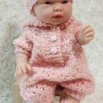 Комплект для куколок-пупсов 25-28 см