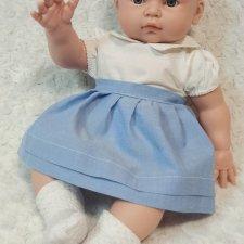 Куколка Alisia от испанской фабрики Lamagik