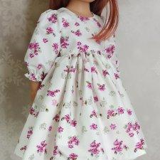 Платье для куклы Готц 50 см