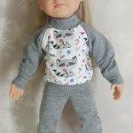 Костюм для для куклы Готц Little Kidz, 36 см