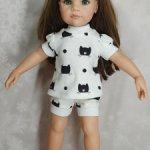 Домашняя одежда для кукол Готц