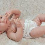 Трусики для кукол с объемом талии 25-31 см Лот из двух штук