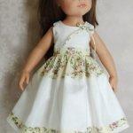 Платьица для  Готц 50 см и аналогичных куколок