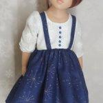 Платье для куклы Готц 50 см и аналогичных девочек