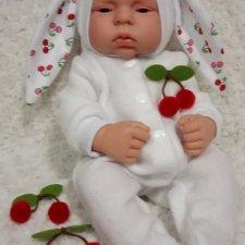 Флисовый комбинезон для Беби Бон и кукол-пупсов 38-43 см по тёплой цене