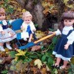 Кукла ГДР Бигги номерная