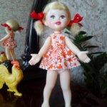 Ленигрушка,кукла СССР