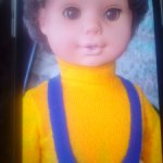 Кукла ГДР, 60 см
