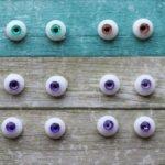 ОБНОВЛЕНИЕ! Разные глазки 6 мм