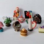 Фарфоровые миниатюры, разное