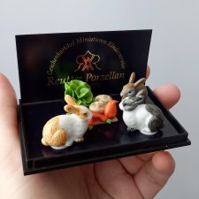 Кролики Reutter Porzellan