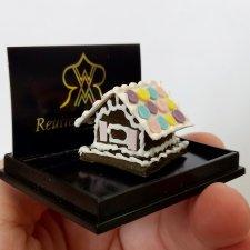 Пряничный домик Reutter Porzellan