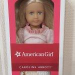 Caroline (Каролин) mini American Girl не распакована