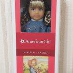 Kirsten (Кирстен) mini American Girl не распакована