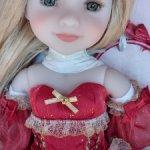 Рождественская Ruby Red (Руби Ред) Стелла (Сара)