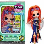 LOL Surprise OMG Dance Major Lady Fashion Doll