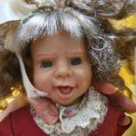 Характерная кукла candy's