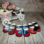 Туфельки для куклы Паола Рейна