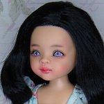 Кукла Paola Reina (Паола Рейна) ООАК Лиу