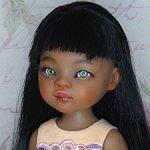 Кукла Paola Reina (Паола Рейна) ООАК Мейли
