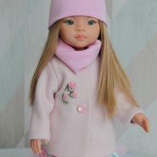 """комплект одежды для кукол Paola Reina """"Роза"""""""