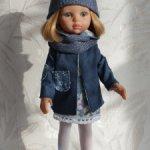 комплект одежды для кукол Paola Reina