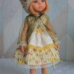 """комплект одежды для кукол Paola Reina """"Анютка"""""""