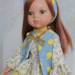"комплект одежды для кукол Paola Reina ""Софушка"""