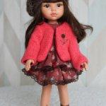 """комплект одежды для кукол Paola Reina """"Леночка"""""""