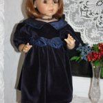 Кукла Gotz Principessa Astrid Готц Принципесса Астрид