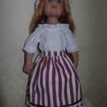 Блузка для куклы Готц.