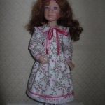 Платье для куклы Крюгер.