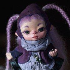 Шарнирная малышка Улита