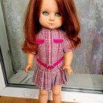 Кукла ГДР, Сонни, 55 см
