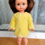Редкая кукла 1960-х годов — Emil Schwenk ( ES ) West-Germany рост 36 см.