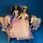 Барби Аннализа и Эрика Принцесса и нищенка 2004