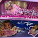 Барби Pretty Dream 1995 bedtime