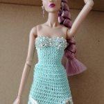 Платье для Барби и ФР