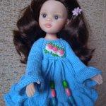 Платье для куклы  PAOLA REINA