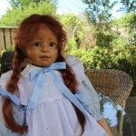 Кукла от Heidi Plusczok и Zapf