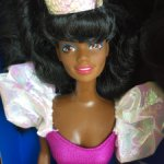 My first Barbie (afro )