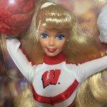 Девочка чирлидер / Wisconsin University Barbie