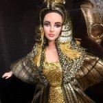 Элизабет Тейлор в образе Клеопатры / Elizabeth Taylor Kleopatra Barbie