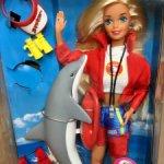 Эффектная Барби спасатель / Baywatch Barbie