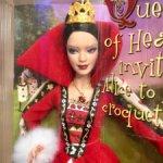 Червонная королева/ The Queen of Hearts Barbie