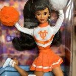 Девочка чирлидер / Tennessee University Barbie